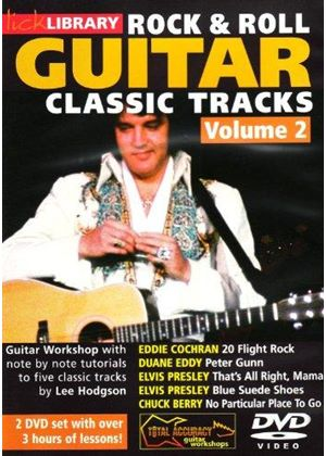 Rock And Roll Guitar Classic Tracks - Vol. 2