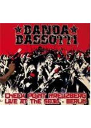 Banda Bassotti - Check Point Kreuzberg (Music CD)