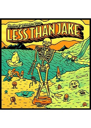 Less than Jake - Greetings & Salutations (Music CD)