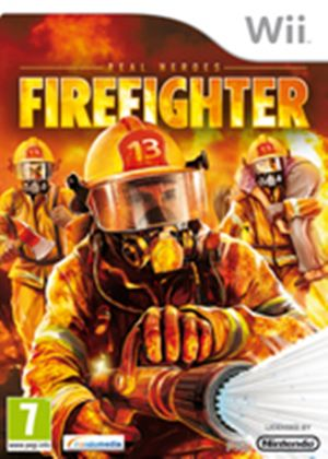 Real Heroes: Firefighter (Wii)