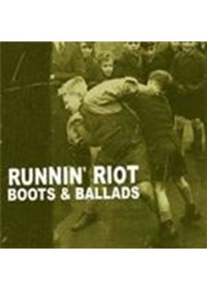 Runnin' Riot - Boots And Ballads (Music CD)