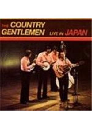Country Gentlemen (The) - Live In Japan