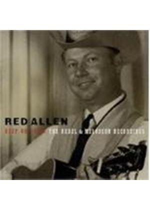 Red Allen - Keep On Going (The Rebel And Melodeon Recordings)