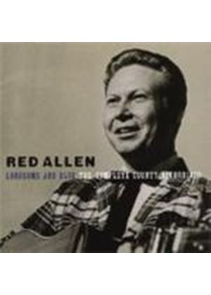 Red Allen - Lonesome And Blue (The Complete Country Recordings)