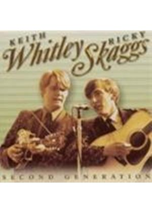 Keith Whitley - Second Generation Bluegrass [Remastered]