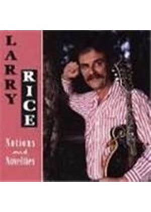 Larry Rice - Notions And Novelties