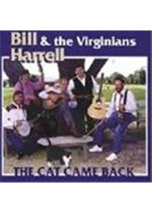 Bill Harrell & The Virginians - Cat Came Back, The