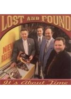 LOST & FOUND - It's About Time