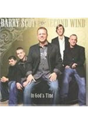 Barry Scott & Second Wind - In God's Time (Music CD)