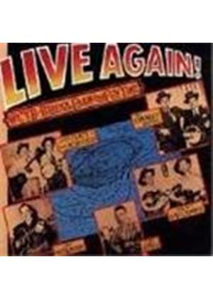 Various Artists - Live Again