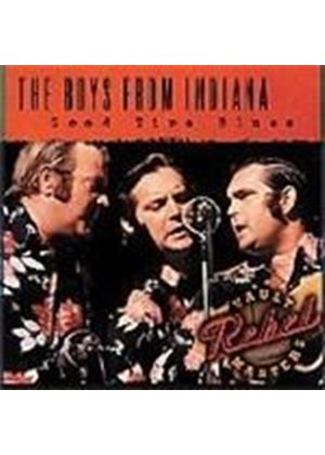 Boys From Indiana - Good Time Blues