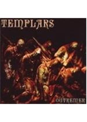 Templars - Outremer (Music CD)