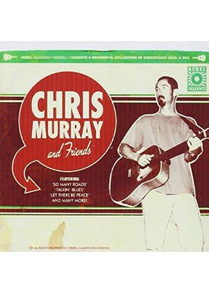 Chris Murray - Chris Murray And Friends (Music CD)