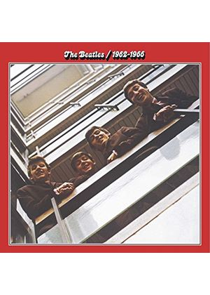 The Beatles - The Beatles Red Album 1962-1966 [Remastered] (Music CD)