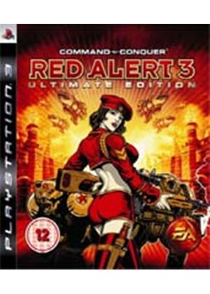 Command & Conquer - Red Alert 3 (PS3)
