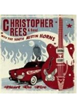 Christopher Rees - Heart On Fire (Music CD)