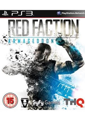 Red Faction - Armageddon (PS3)