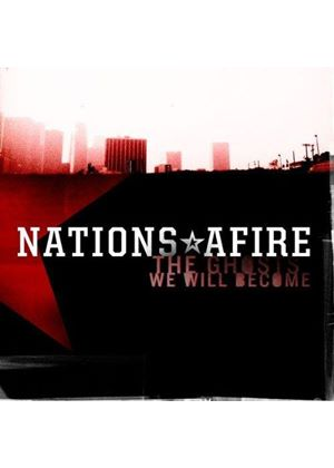 Nations Afire - Ghosts We Will Become (Music CD)