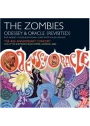 The Zombies - Odessey and Oracle - 40th Anniversary Live Concert (2 CD) (Music CD)