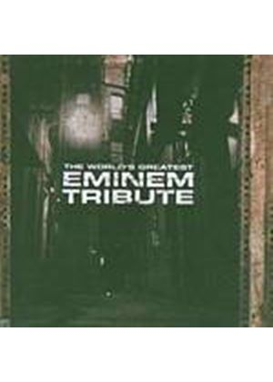 Various Artists - Worlds Greatest Eminem Tribute, The (Music CD)