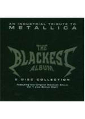 Various Artists - Blackest Album, The (Industrial Tribute To Metallica)