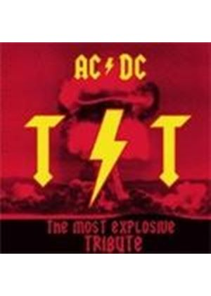 Various Artists - TNT: The Most Explosive Tribute To AC/DC (Music CD)