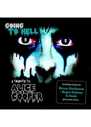 Various Artists - Going To Hell - A Tribute To Alice Cooper (Music CD)