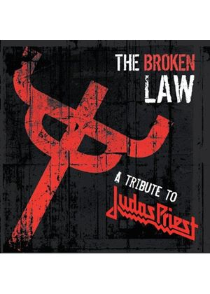 Various Artists - The Broken Law  - A Tribute To Judas Priest (Music CD)