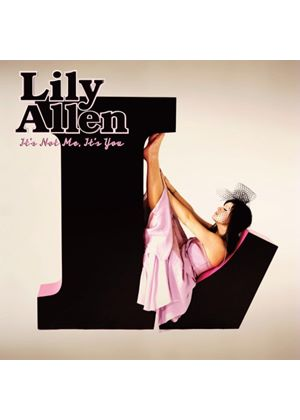 Lily Allen - Its Not Me Its You (Music CD)
