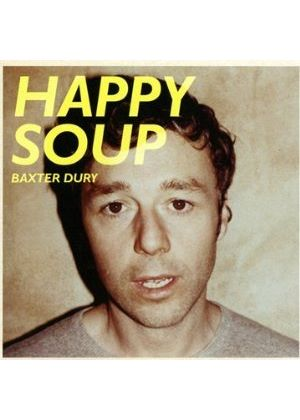 Baxter Dury - Happy Soup (Music CD)