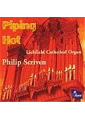 Piping Hot - Organ Works from Lichfield Cathedral