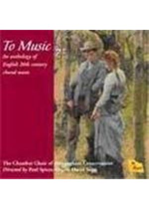 Birmingham Conservatoire Company - To Music (Music CD)