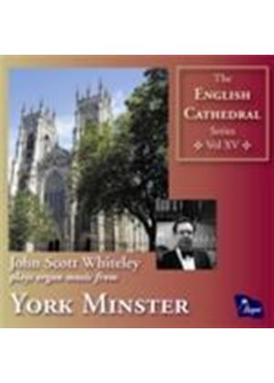 York Minster - English Cathedrals, Vol XV (Music CD)