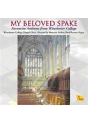 My Beloved Spake - Favourite Anthems (Music CD)