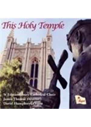 St Edmundsbury Cathedral Choir - This Holy Temple (Music CD)