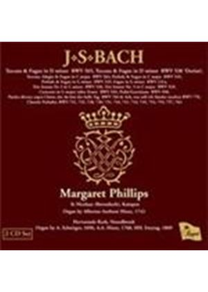 Bach, JS: Organ Works Vol.5 (Music CD)