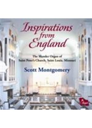 Inspirations from England (Music CD)