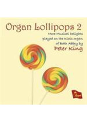 Organ Lollipops 2 (Music CD)