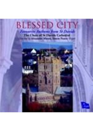 Blessed City (Music CD)