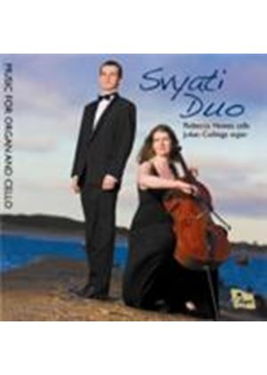 Svyati Duo - Music for Organ and Cello (Music CD)