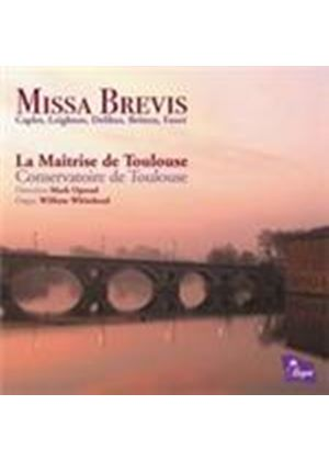 Missa Brevis (Music CD)