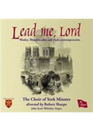 Lead Me Lord (Music CD)