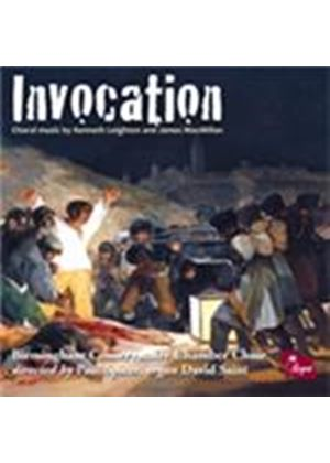 Invocation: Choral music by Kenneth Leighton and James MacMillan (Music CD)