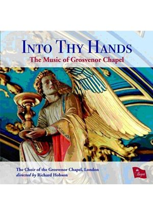 Into Thy Hands (Music CD)