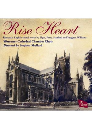 Romantic English Choral Works (Music CD)