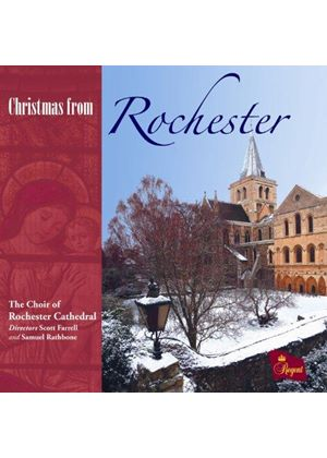 Christmas from Rochester (Music CD)