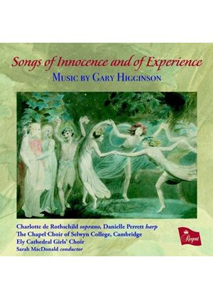 Songs of Innocence and of Experience (Music CD)