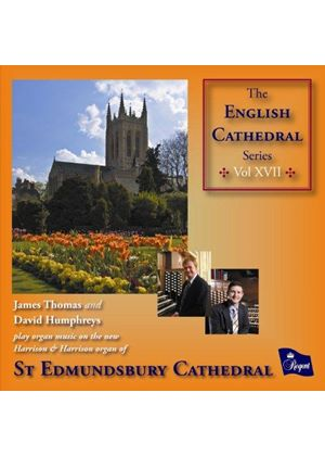English Cathedral Series, Vol. 17: St. Edmundsbury Cathedral (Music CD)