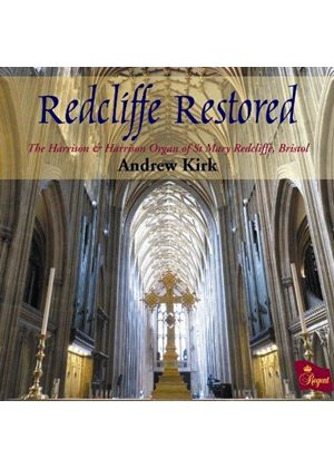 Redcliffe Restored (Music CD)
