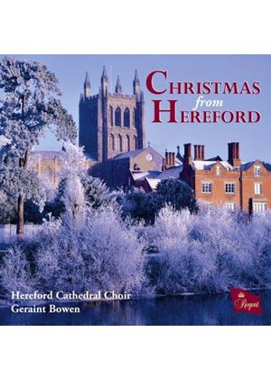 Christmas from Hereford (Music CD)